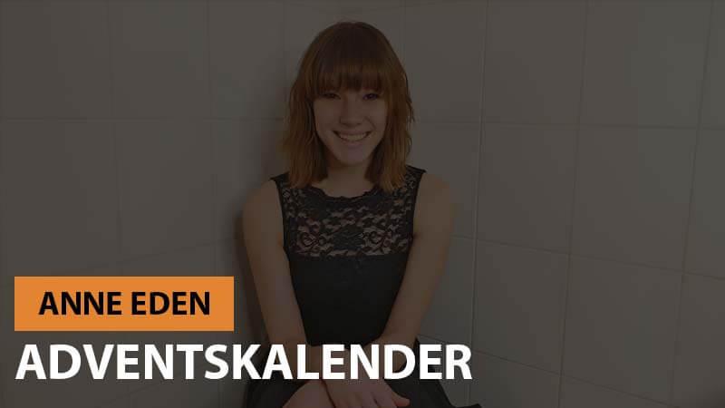 Anne Eden – Adventskalender Cam Special