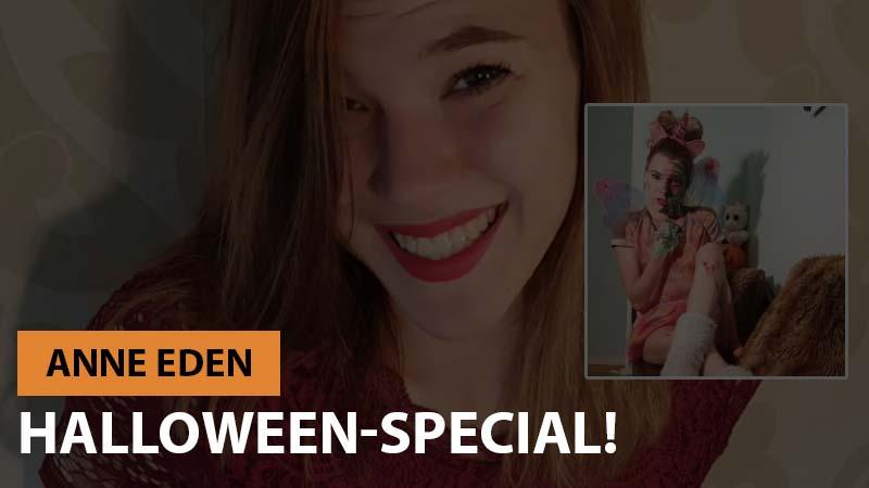 Anne Eden Halloween Special – Livecam-Show
