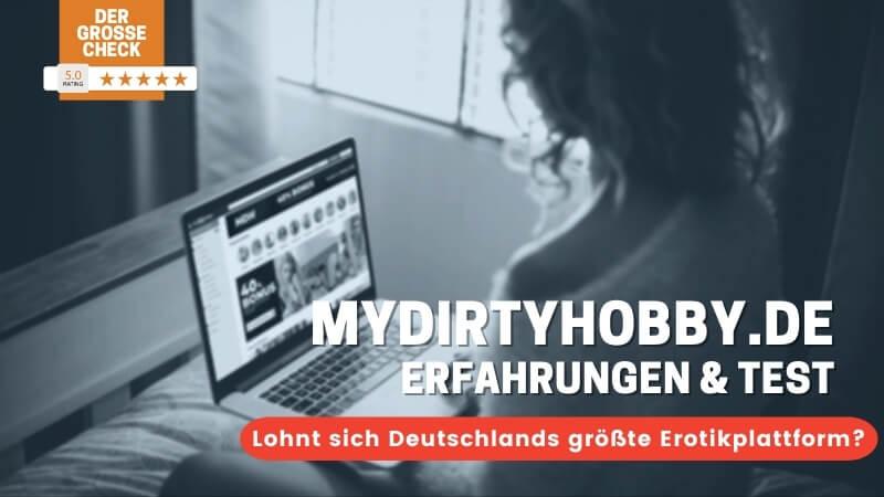 MyDirtyHobby.de Erfahrungen und Test